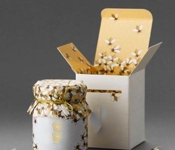 农家野生土蜂蜜包装